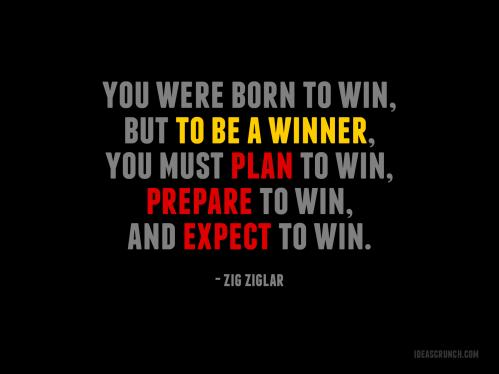 PREPARE WINNER